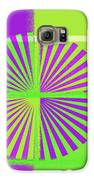 Andee Design Abstract 5 Of The 2016 Collection  Galaxy S6 Case by Andee Design