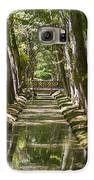 Aranjuez Park Canals Galaxy S6 Case by Stefano Piccini