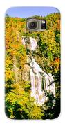 Autumn Falls Galaxy S6 Case by Tom Zukauskas