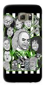 Beetlejuice Tribute Galaxy S6 Case by Gary Niles