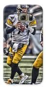 Ben Roethlisberger Pittsburgh Steelers Art Galaxy S6 Case