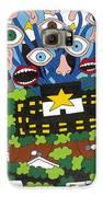 Big Brother Galaxy S6 Case by Rojax Art