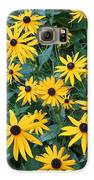 Black Eyes Of The Sun Galaxy S6 Case by Carrie Viscome Skinner