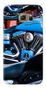 Blue Bike Galaxy S6 Case by Tony Reddington
