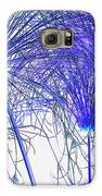 Blue Papyrus Galaxy S6 Case by Dana Patterson