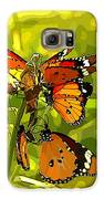 Butterflies Galaxy S6 Case by Ankeeta Bansal