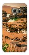 Cannon Beach, Oregon 3 Galaxy S6 Case by Shiela Kowing