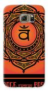 Celtic Tribal Sacral Chakra Galaxy S6 Case