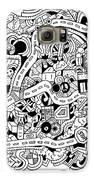 Chasen' Jason Galaxy S6 Case by Chelsea Geldean