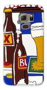 Chichis Y Cervesas Galaxy S6 Case by Rojax Art