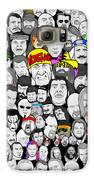 Classic Wrestling Superstars Galaxy S6 Case by Gary Niles