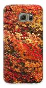Colors Blowing In The Wind Galaxy S6 Case by Lori Frisch
