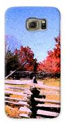 Country Autumn Galaxy S6 Case