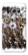Dandelion Wishes Galaxy S6 Case by Myrna Migala