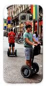 Downtown Milan Galaxy S6 Case by Milan Mirkovic