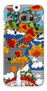 East Meets West Galaxy S6 Case by Rojax Art