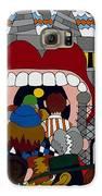 Get A Job Galaxy S6 Case by Rojax Art