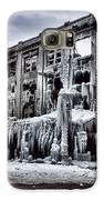 Icy Remains - After The Fire Galaxy S6 Case by Jeff Swanson