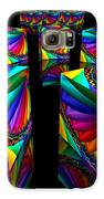 In Different Colors Thrown -3- Galaxy S6 Case by Issabild -