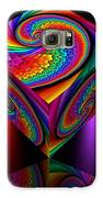 In Different Colors Thrown -4- Galaxy S6 Case by Issabild -