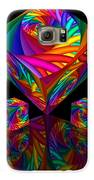 In Different Colors Thrown -8- Galaxy S6 Case by Issabild -