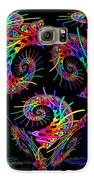 In Different Colors Thrown -9- Galaxy S6 Case
