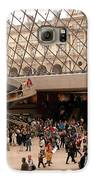 Inside Louvre Museum Pyramid Galaxy S6 Case