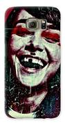 Josephine 01 Galaxy S6 Case by Grebo Gray