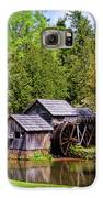 Mabry Mill In The Springtime On The Blue Ridge Parkway  Galaxy S6 Case by Kerri Farley
