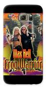 Max Hell Frog Warrior Galaxy S6 Case by The Scott Shaw Poster Gallery