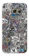 Medusa Maze Galaxy S6 Case by Zak Smith