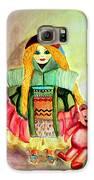 My Russian Doll Galaxy S6 Case by Pilar  Martinez-Byrne