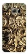 My Textured Stones F Galaxy S6 Case by Sonya Wilson