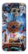 Owatonna Art Center Mural Galaxy S6 Case