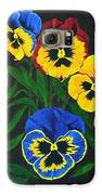 Pansy Lions Galaxy S6 Case
