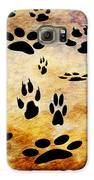Paw Prints Galaxy S6 Case by Andee Design