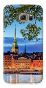 Poetic Stockholm Blue Hour Galaxy S6 Case