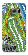 Point Arena Lighthouse Galaxy S6 Case by Rojax Art