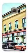Radford Virginia - Along Main Street Galaxy S6 Case by Kerri Farley