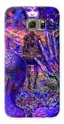 Spiritual Rebirth Of The Blue Planet Galaxy S6 Case by Joseph Mosley
