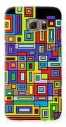 Rhythm 102 Galaxy S6 Case by Cynthia Friedlob