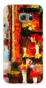 Rome Street Colors Galaxy S6 Case
