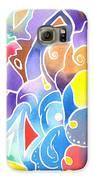 Sailing Maze Galaxy S6 Case by Carolyn Weir