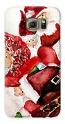 Santas Galaxy S6 Case by Dana Patterson