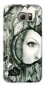 Self Portrait Galaxy S6 Case by Melodye Whitaker