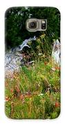 Silver Forest Meadow Galaxy S6 Case