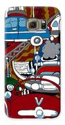 Ss Studebaker Galaxy S6 Case by Rojax Art