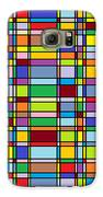 Structure 103 Galaxy S6 Case by Cynthia Friedlob