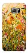 Summer Garden Galaxy S6 Case by Barbara Pirkle