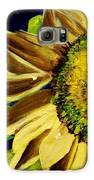 Sunflower Glow Galaxy S6 Case by Patti Ferron